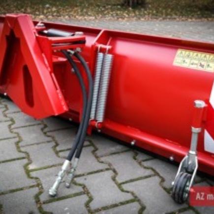 Přední otočné shrnovací radlice hydraulicky ovládaná SRPO100