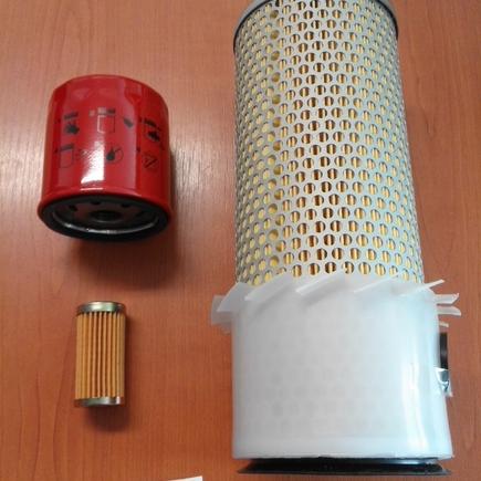 Sada filtrů SFTS 111 na Yanmar