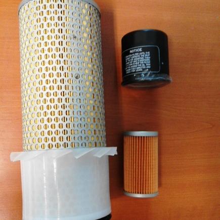 Sada filtrů SFTS 211 na Kubota
