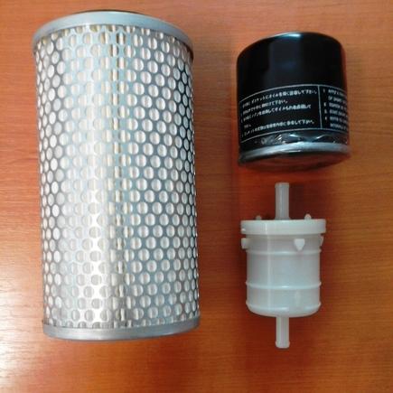 Sada filtrů SFTS 216 na Kubota