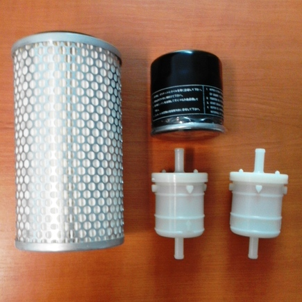 Sada filtrů SFTS 219 na Kubota