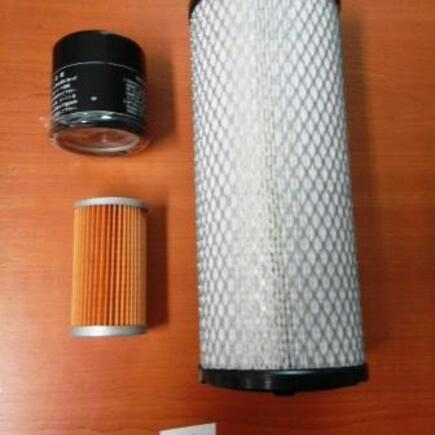 Sada filtrů SFTS 301 na Iseki
