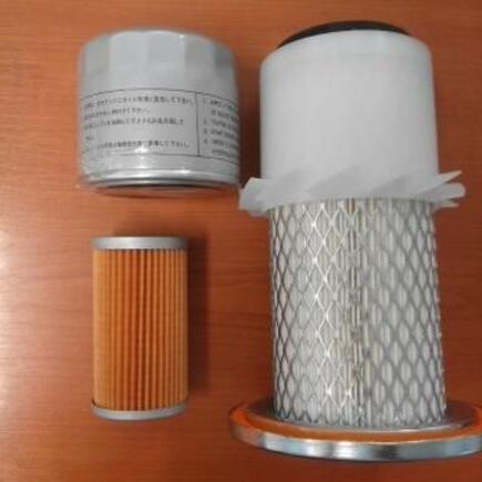 Sada filtrů SFTS 307 na Iseki