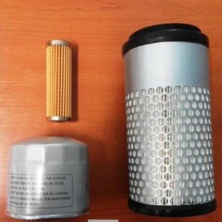 Sada filtrů SFTS 602 na Hinomoto CX19