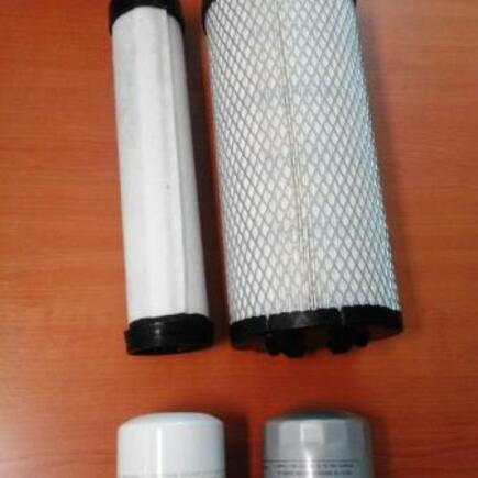 Sada filtrů SFTS 609 pro Hako Citymaster 1250