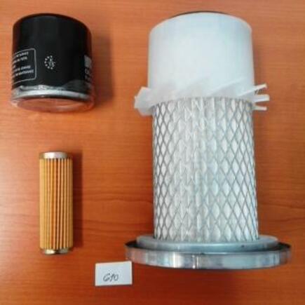 Sada filtrů SFTS 610 na bagr KH007