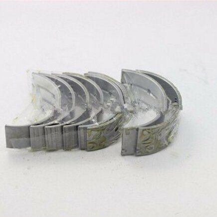 Sada ložisek kliky+ojnice, výbrus + 0,5mm, Kubota V1200