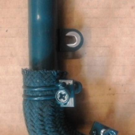 Spodní hadice vodní pumpy