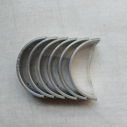 Ložisko hlavní D950, výbrus +0,25 sada 3 páry