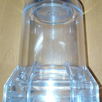 Sklenička vodního - odkalovacího filtru Hako CM 1250
