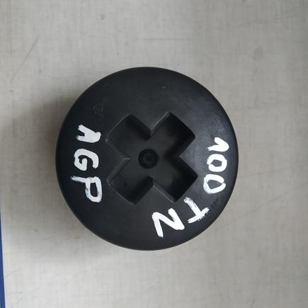 Zajišťovací matice vrtule ventilátoru rosiče AGP 100 TN