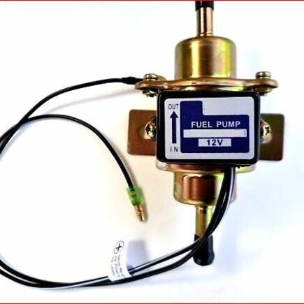 Čerpadlo paliva palivová pumpa elektrické 12V UNI