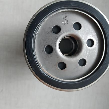 Olejový filtr BSC Volcan motor 33C
