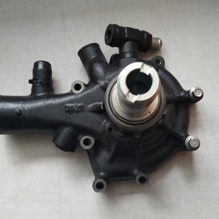 Vodní pumpa BSC Volcan motor 33C