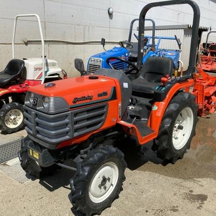Malotraktor Kubota GB15 4WD