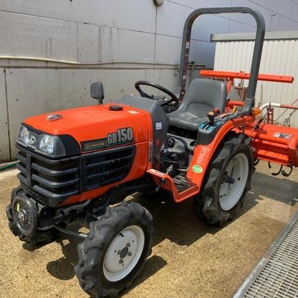 Malotraktor Kubota GB150 4WD