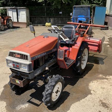 Malotraktor Yanmar F165D 4WD