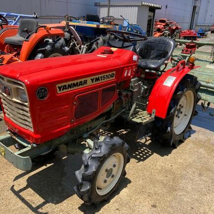 Malotraktor Yanmar YM1510D 4WD