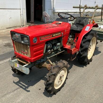 Malotraktor Yanmar YM1610D 4WD