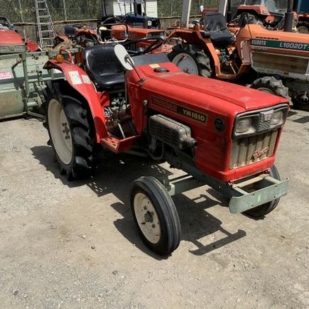 Malotraktor Yanmar YM1610S 2WD