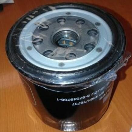 Filtr oleje 4061 na Shibaura SD1400