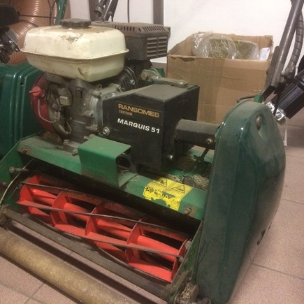 Ransomes Marquis