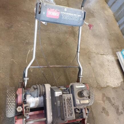 Sekačka ručně vedená TORO GRANDMASTER LS1600