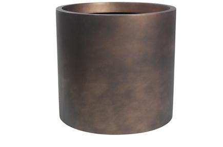 Květináč Charm bronzový D52 H48