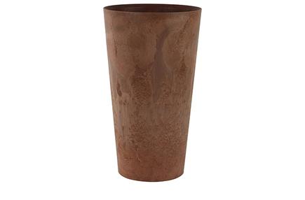 Váza Claire hnědý/dub D37 H70