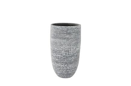 Váza Karlijn antracitová D17 H30