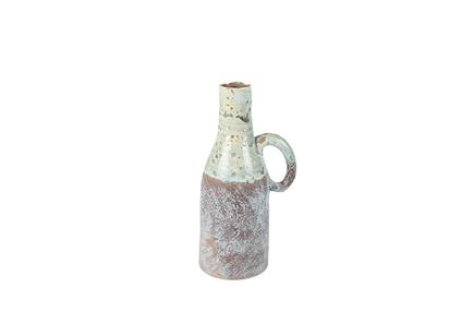 Váza Lena mátová D11 H28