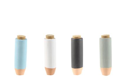 Zavlažovací kolík Deco, 4 barvy D23x16 H14