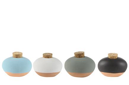 Zavlažovací nádobka Deco, 4 barvy D20 H5