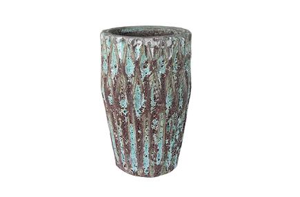 Váza Nero ocean D28 H47