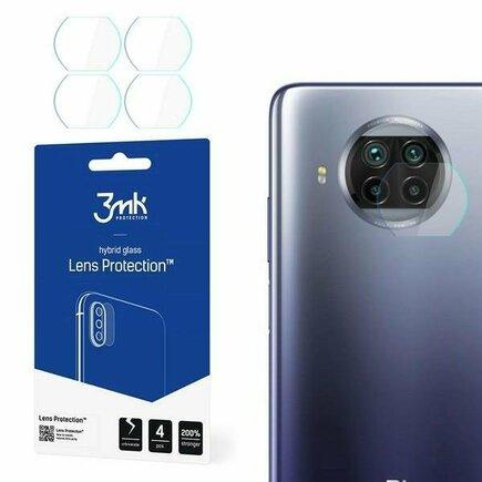 3MK Lens Protect Xiaomi Mi 10T Lite 5G ochrana na objektiv kamery 4ks