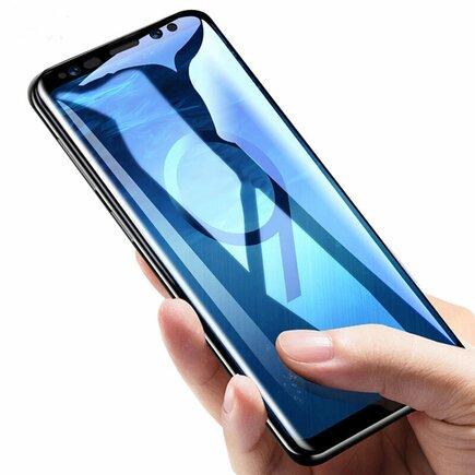 6D Glass super odolné tvrzené sklo Full Glue na celý displej s rámem Case Friendly Huawei P30 Pro černé