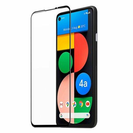 DUX DUCIS Skin Pro flipové pouzdro Google Pixel 4A černé