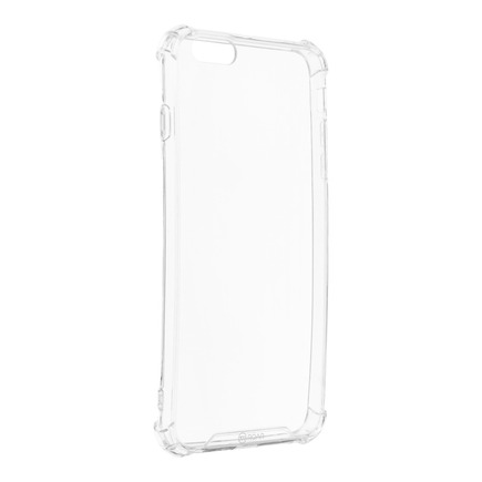 Pouzdro Armor Jelly Roar iPhone 6 / 6S Plus průsvitné