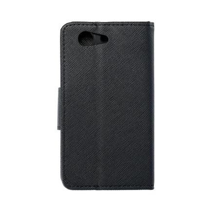 Pouzdro Fancy Book Sony Z3 Mini černé