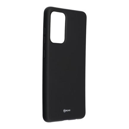 Pouzdro Roar Colorful Jelly Case Samsung Galaxy A52 5G černé