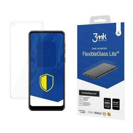 3MK FlexibleGlass Lite Samsung A21s A217 hybridní sklo