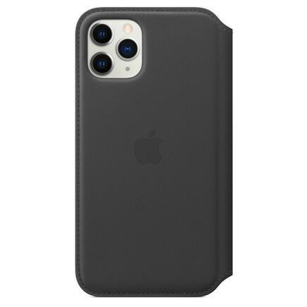 MX062ZM/A Apple Folio Pouzdro pro iPhone 11 Pro černé