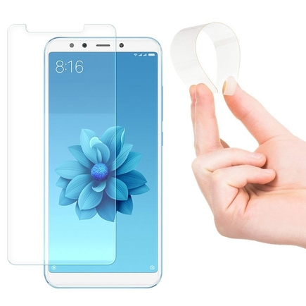 Nano Flexi hybridní elastická skleněná fólie Xiaomi Mi A2 / Mi 6X