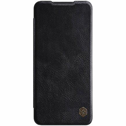 Nillkin Qin Book Pouzdro pro Samsung Galaxy A12 černé