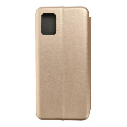 Pouzdro Book Elegance Samsung A51 zlaté