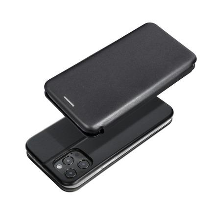 Pouzdro Book Elegance Samsung A6 Plus 2018 černé