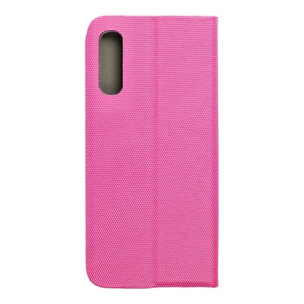 Pouzdro Sensitive Book Samsung A70 / A70s růžové