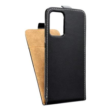 Pouzdro Slim Flexi Fresh svislé Samsung Galaxy A72 5G černé