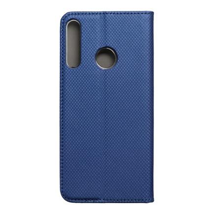 Pouzdro Smart Case book Huawei P40 Lite E tmavě modré