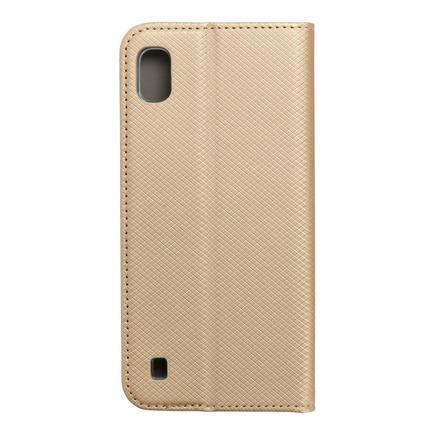 Pouzdro Smart Case book Samsung A10 zlaté